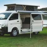 Toyota Hiace Frontline Camper Conversions Pty Ltd