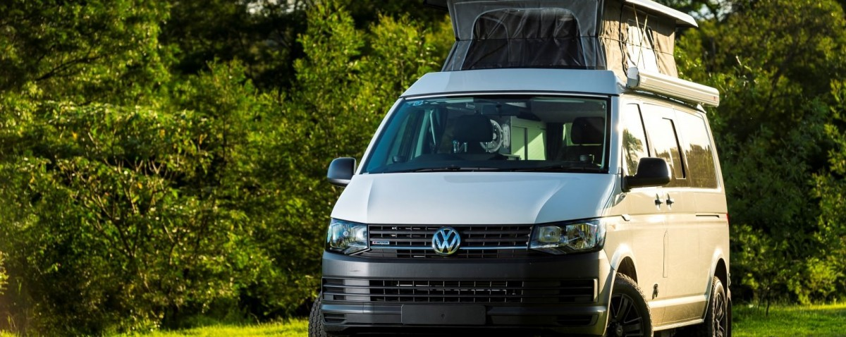 & VW Transporter | Frontline Camper Conversions Pty Ltd