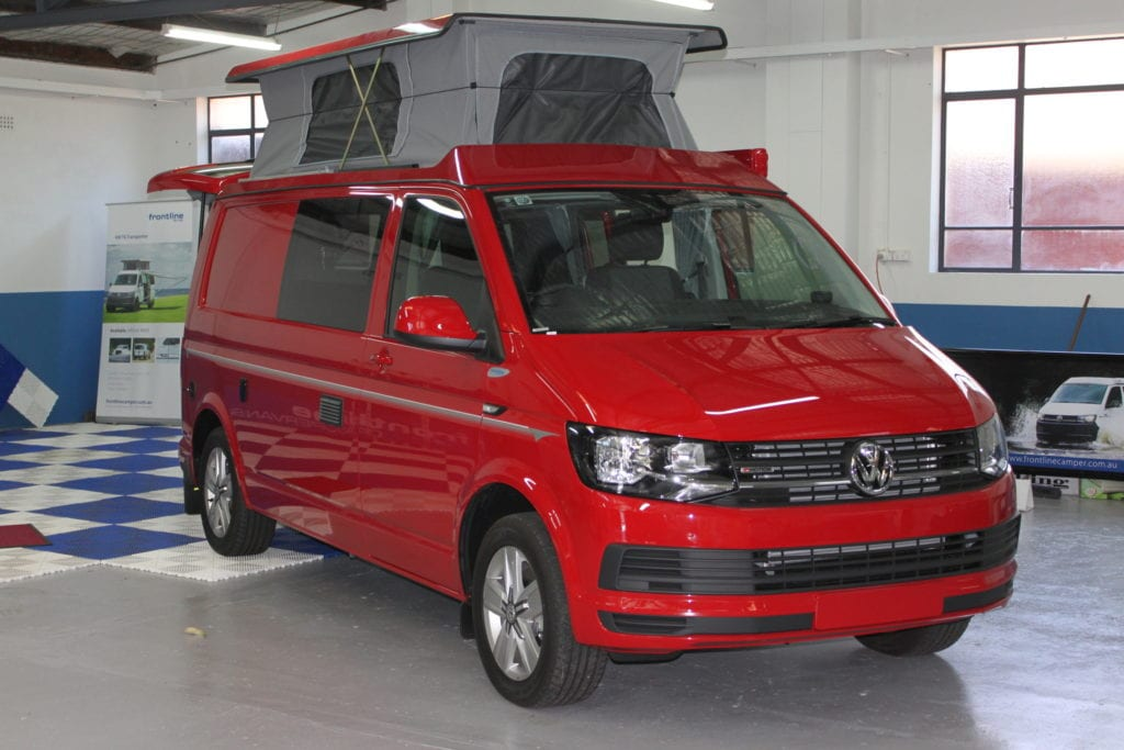 vw t6 4motion all wheel drive frontline camper. Black Bedroom Furniture Sets. Home Design Ideas