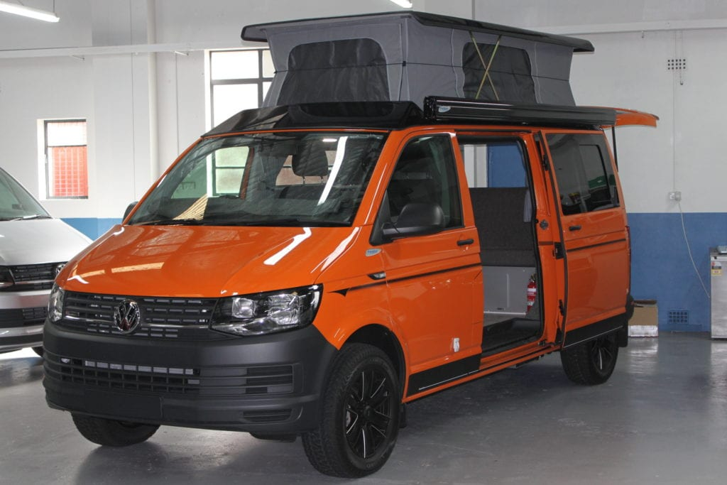 Vw T6 4motion All Wheel Drive Sold Frontline Camper
