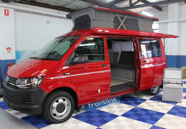 Stock Frontline Camper Conversions Pty Ltd Autos Post