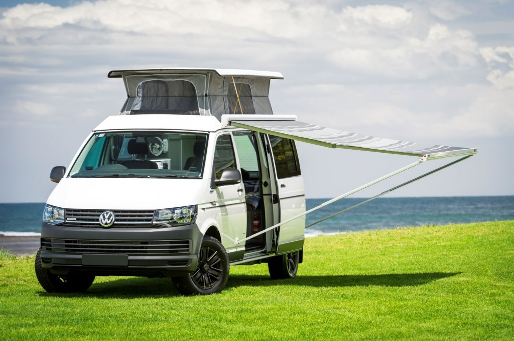 VW Transporter | Frontline Camper Conversions Pty Ltd