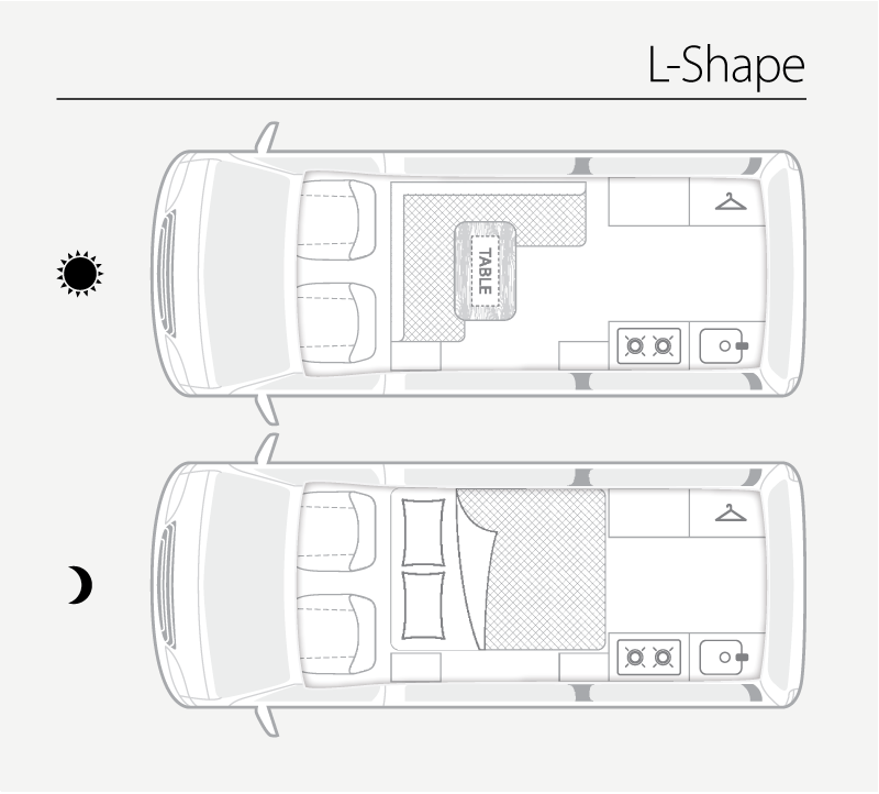 toyota hiace van interior measurements