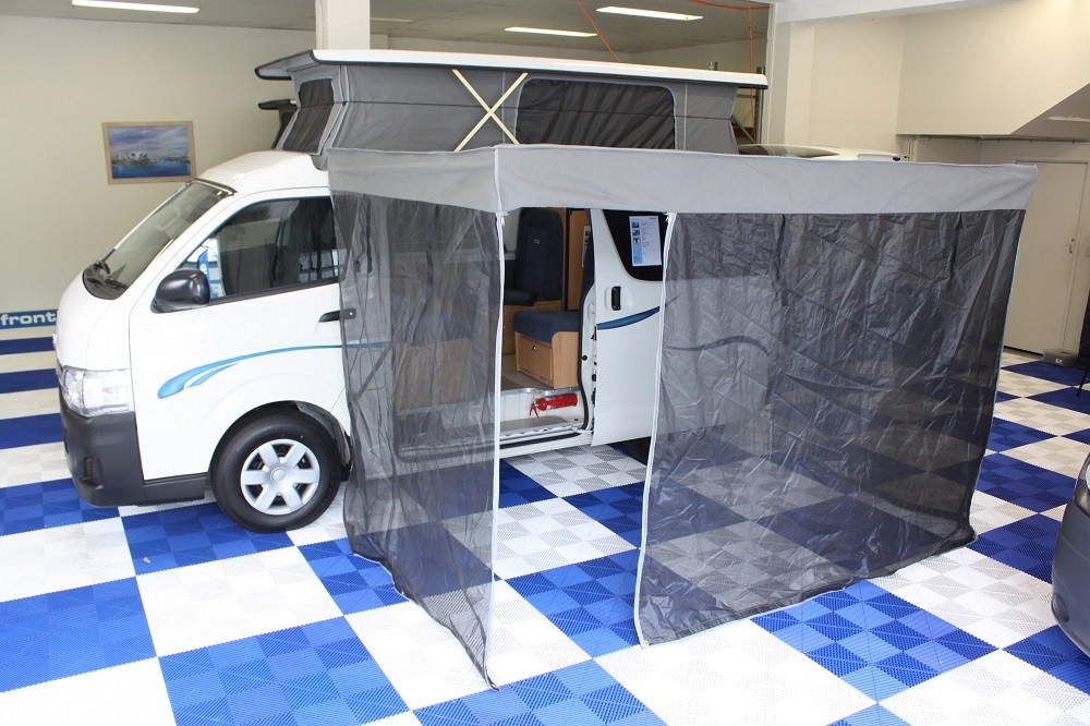 Toyota Hiace Frontline Camper Conversions Pty Ltd