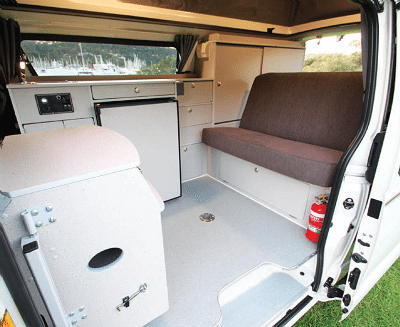 Frontline Office | Frontline Camper Conversions Pty Ltd