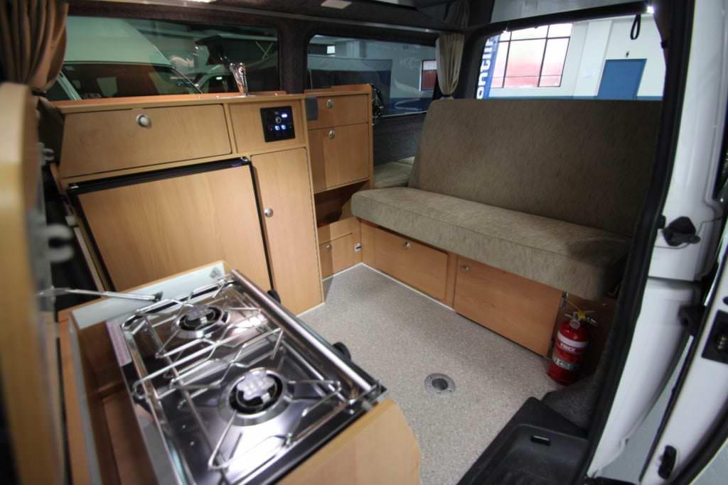 Vw Transporter T5 Sold Frontline Camper Conversions Pty Ltd