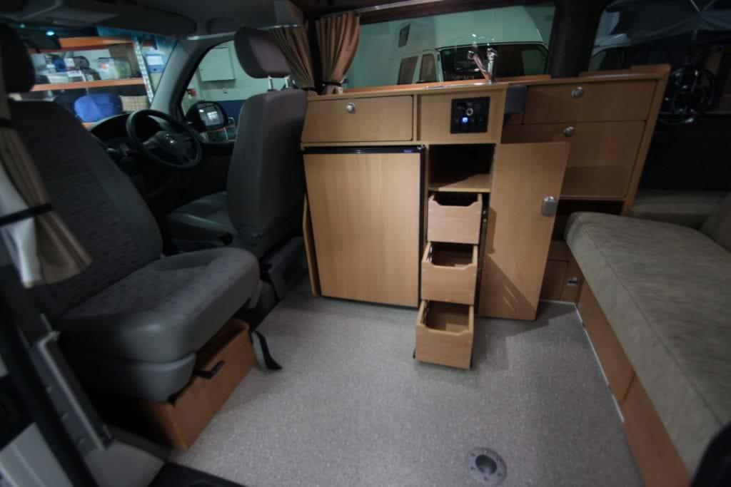Vw Transporter T5 Sold