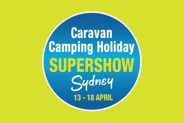 Caravan Camping Holiday Supershow Sydney